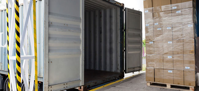 Freight Shipping Peachtree City