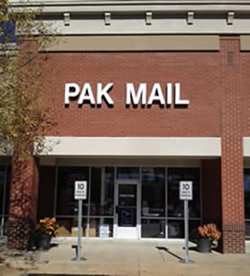 Pak Mail Peachtree City